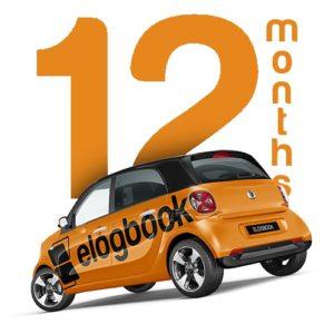 elogbook 12months